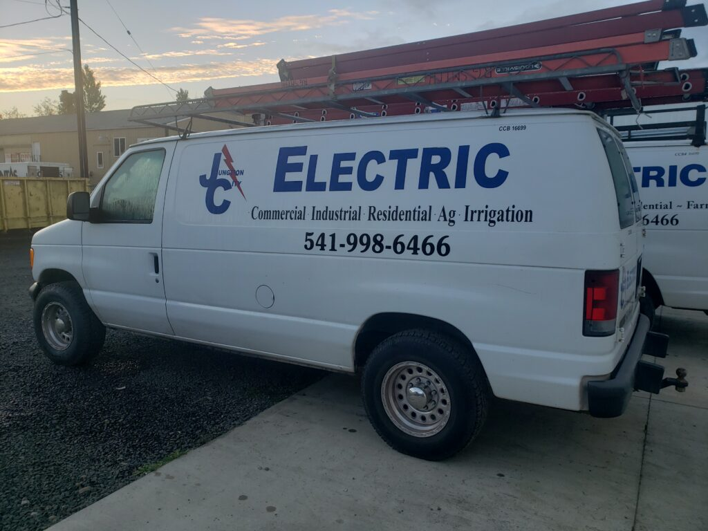 commercial electricians Junction City